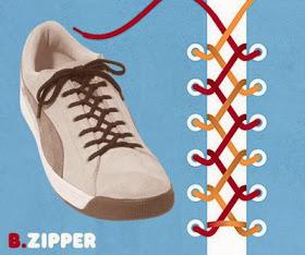 Cara Mengikat Tali Kasut Yang Paling Kreatif