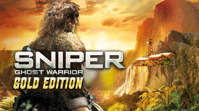 SNIPER GHOST WARRIOR GOLD EDITION-PROPHET