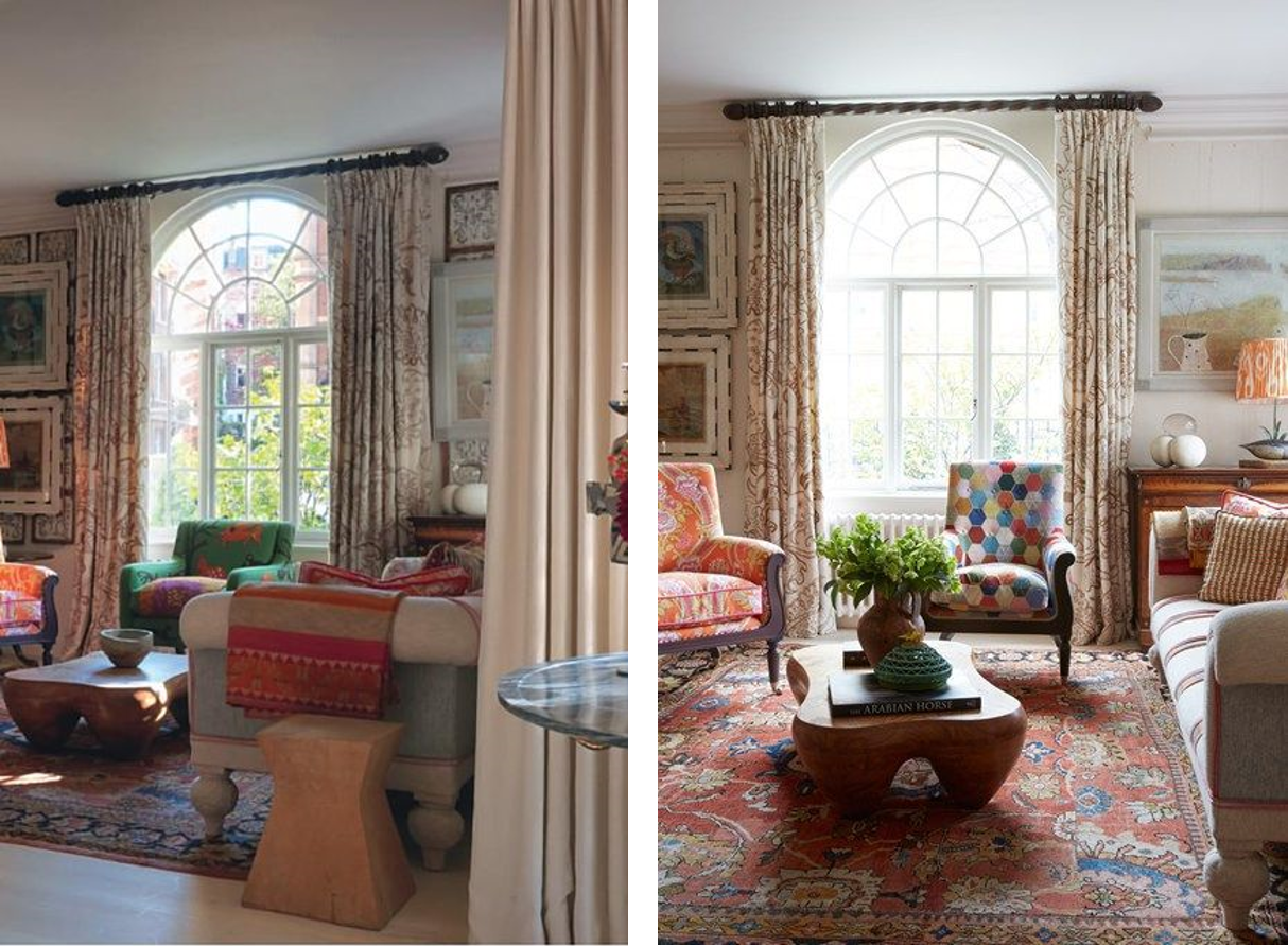 These Two Photos Of The Same Space Are The Proof In That Pudding. See How  The Room Has Evolved: Different Chairs By The Window, Different Pillows, ...