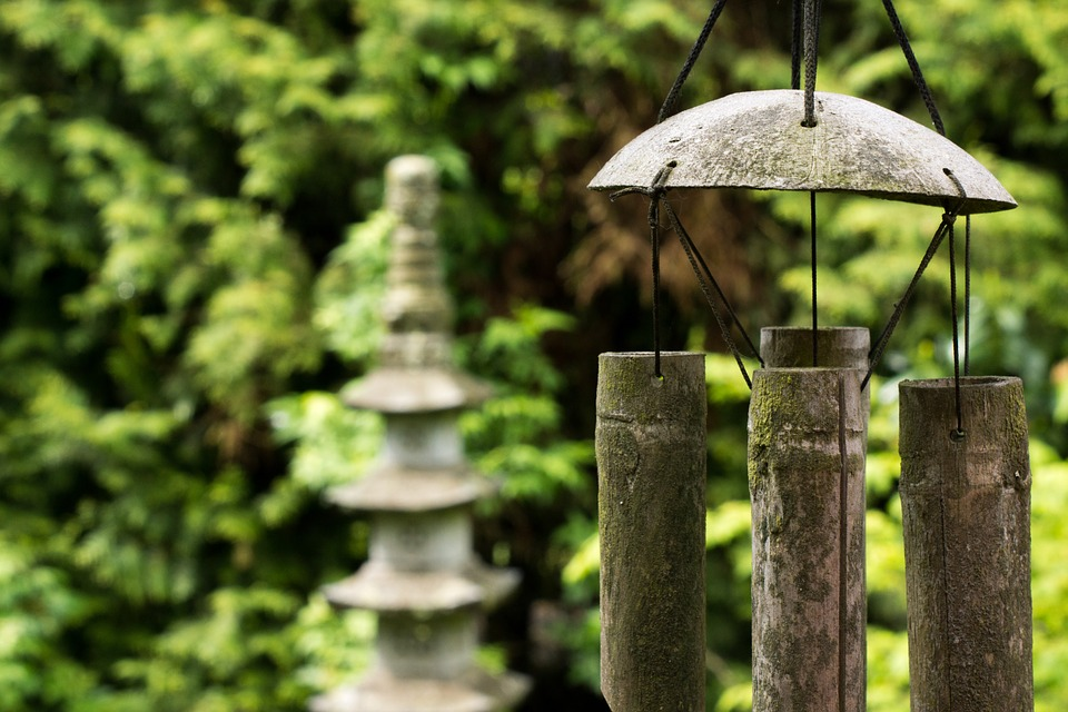 Create a Colorful Garden with Feng Shui