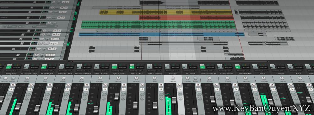 Cockos REAPER 5.961 Full Key Download, Phù thủy âm thanh cho người yêu nhạc.