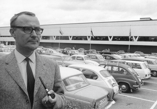 Ingvar Feodor Kamprad, IKEA founder