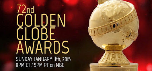 Golden Globe Awards 2015 live streaming, telecast, time, date and venue