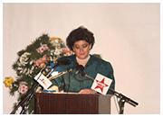 Ana López Jurado, Pregonera 1991