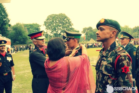 IMA Passing Out Parade 8 June 2013
