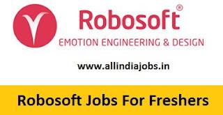 Robosoft Jobs