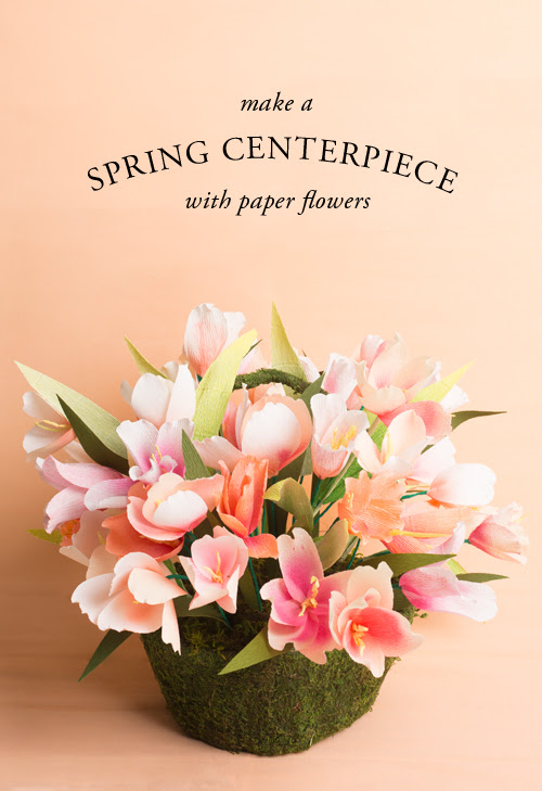 The House That Lars Built.: Make a spring centerpiece with tulips