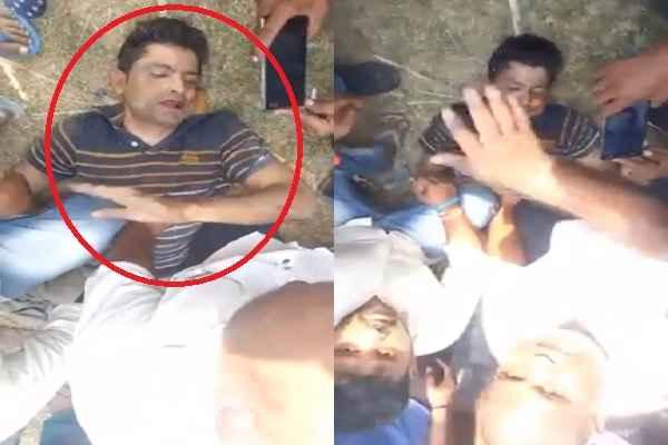 गौमांस तस्करी रोकने में फरीदाबाद पुलिस नाकाम तो गौ-रक्षकों ने मार मार कर निकाला कचूमर