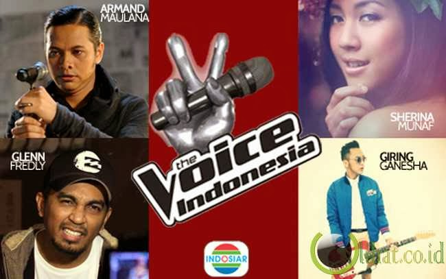 The Voice Indonesia (Indosiar)