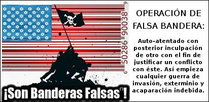 Resultado de imagen de ATENTADOS de FALSA BANDERA