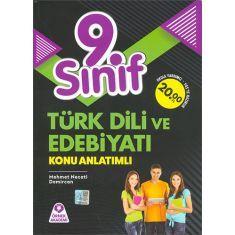 Örnek Akademi 9.Sınıf Türk Dili ve Edebiyatı Konu Anlatımlı (2017)