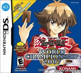 Yu-Gi-Oh! World Championship 2007 NDS en Español por Mega