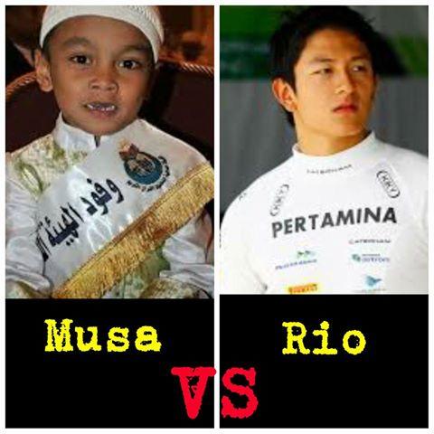 KEADILAN UNTUK ANAK BANGSA (Musa VS Rio)