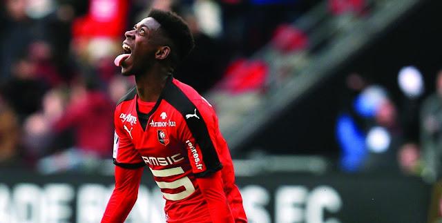 Ousmane Dembélé (Attaquant - Stade Rennais)