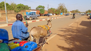 Means of transport in Africa
