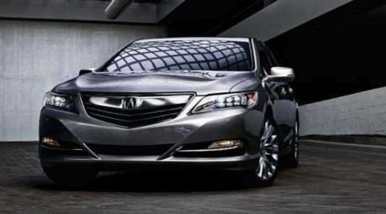 2019 Acura RLX Design, Price, Review, Performance, Engine, Release Date and Change Rumor - TheCarMotor