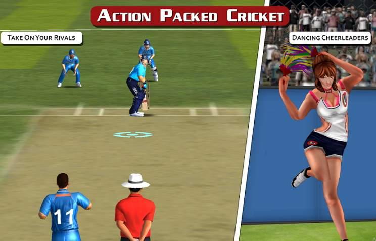 MS Dhoni Game APK Screenshot