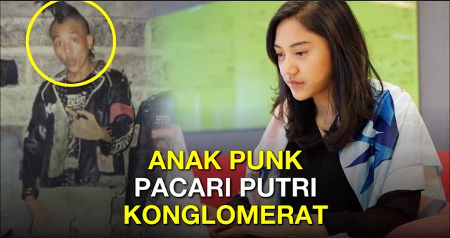 Gofar Hilman memacari gadis anggun putri dari konglomerat terkaya nomor empat di Indonesia Berita Terhangat Pria Bertato Mantan Anak Punk Berani Pacari Putri Konglomerat Terkaya di Indonesia