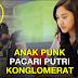 Pria Bertato Mantan Anak Punk Berani Pacari Putri Konglomerat Terkaya di Indonesia