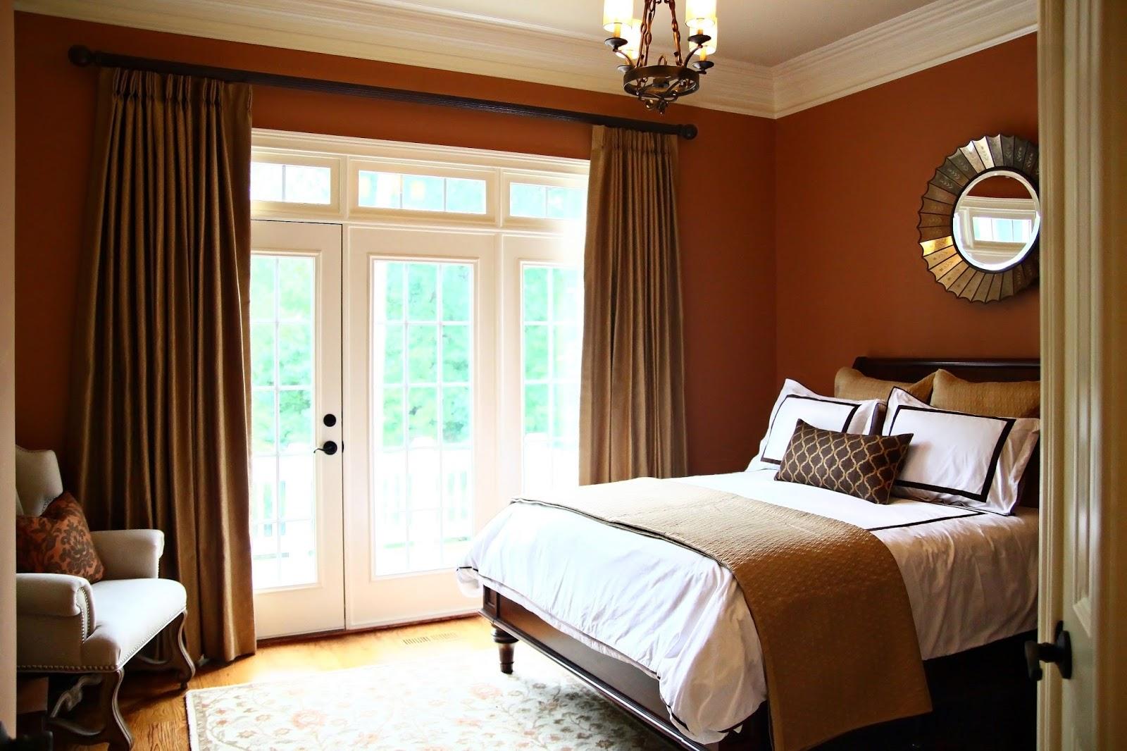 Foundation Dezin & Decor...: Master Bedroom- 7 Impressive ... on Master Bedroom Curtains  id=62289