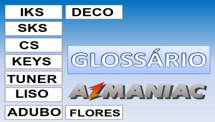 GLOSSÁRIO DE FRASES  VISTAS NOS FÓRUNS E GRUPOS DE ALTERNATIVOS