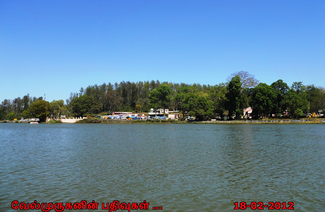 Yercaud Emerald Lake View Boating