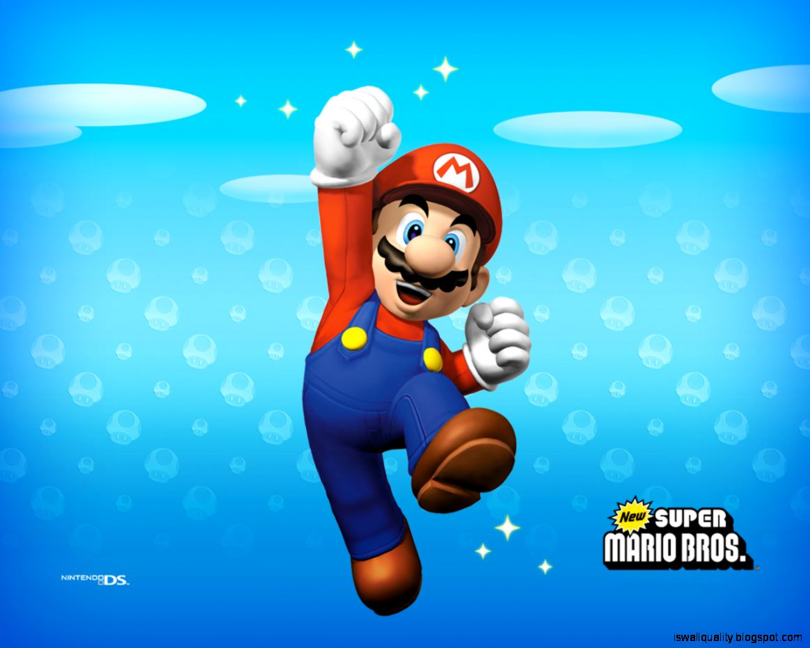 Super Mario Brothers Wallpaper Wallpapers Quality