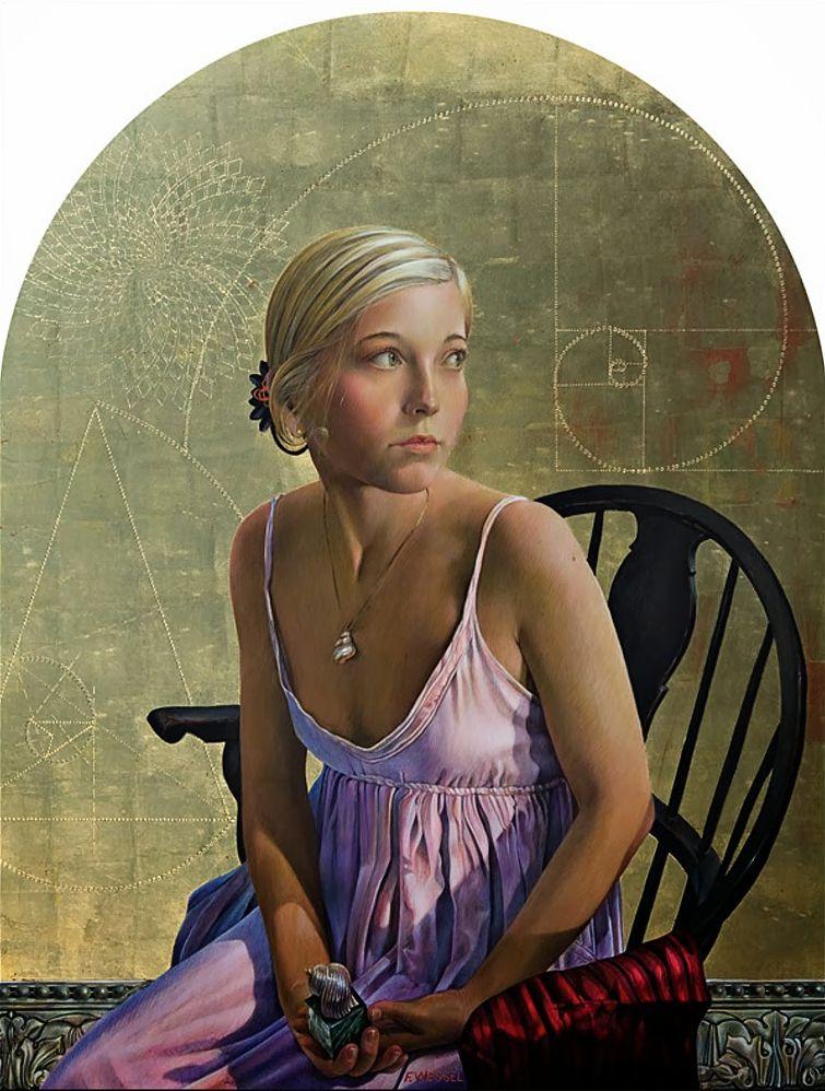 El Hurgador [Arte en la Red]: Fred Wessel [Pintura]