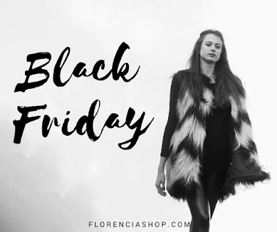 Black Friday de Florencia moda