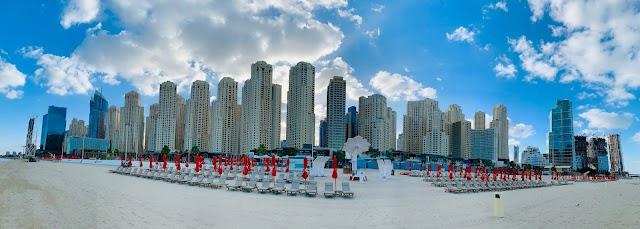 Amazing Use of Wyndham Points: Hawthorn Suites Dubai JBR - One-Bedroom Duplex Apartment Review