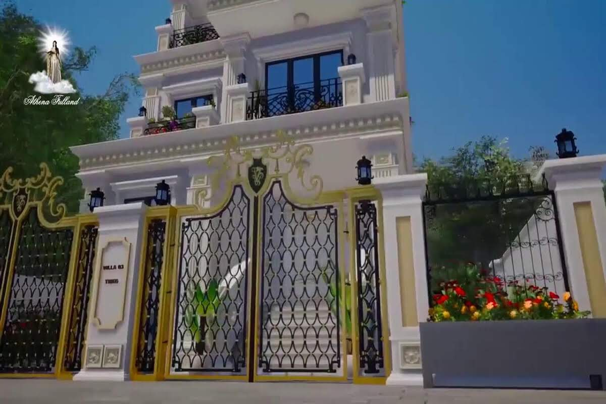 Athena Fulland Nguyễn Xiển