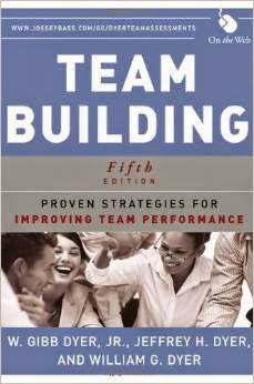 Team Building, Proven Strategies For Improving Team Performance Pdf Book By W. Gibb Dyer & Jeffrey H. Dyer