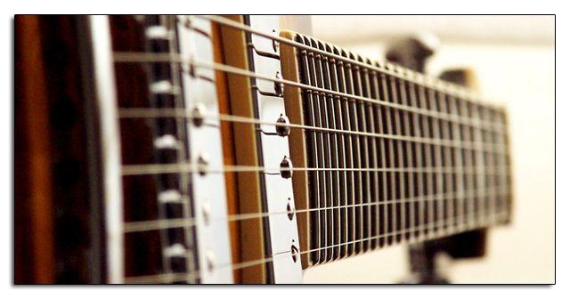 Diferentes Calibres de Cuerdas para Guitarra Eléctrica