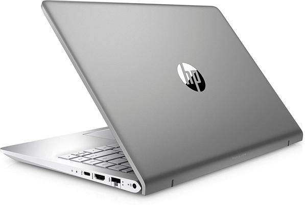 HP Pavilion 14-bf014ns: diseño ultrabook y teclado retroiluminado