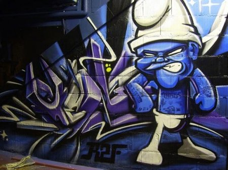 graffiti cartoons