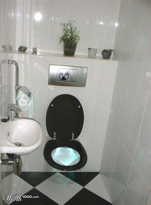 Technology Cars And Current Events Toilet Of The Future