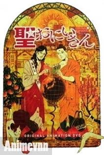 Saint Onii-san -Chuyện Mấy Anh Thánh - Saint☆Young Men 2012 Poster