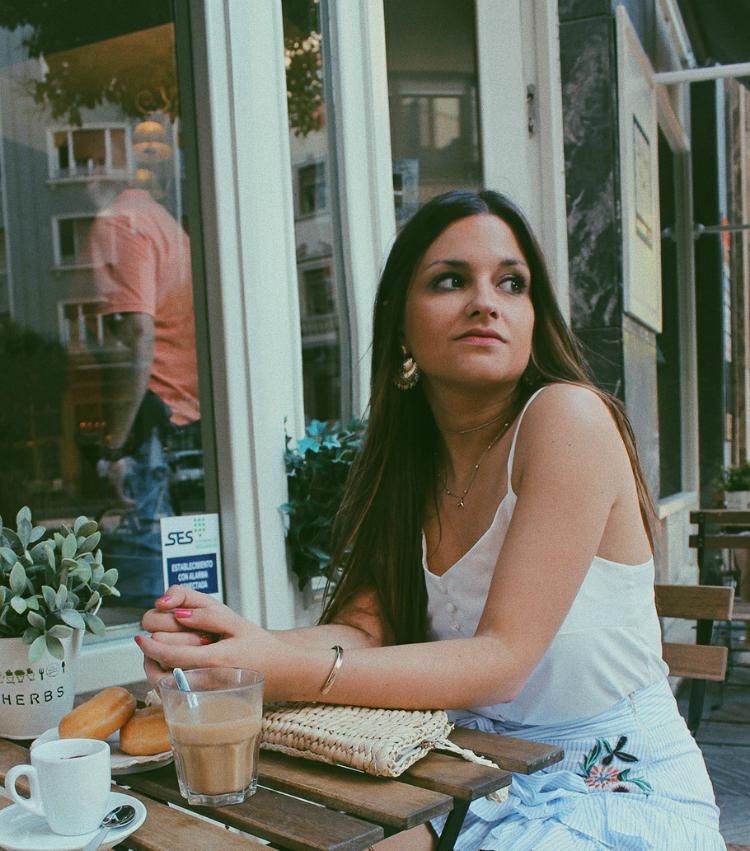 Blog de moda outfit cafe