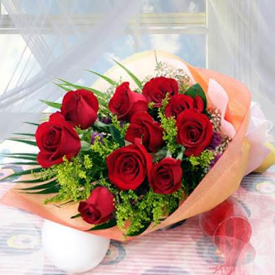 Rangkaian Hand Bouquet Flower