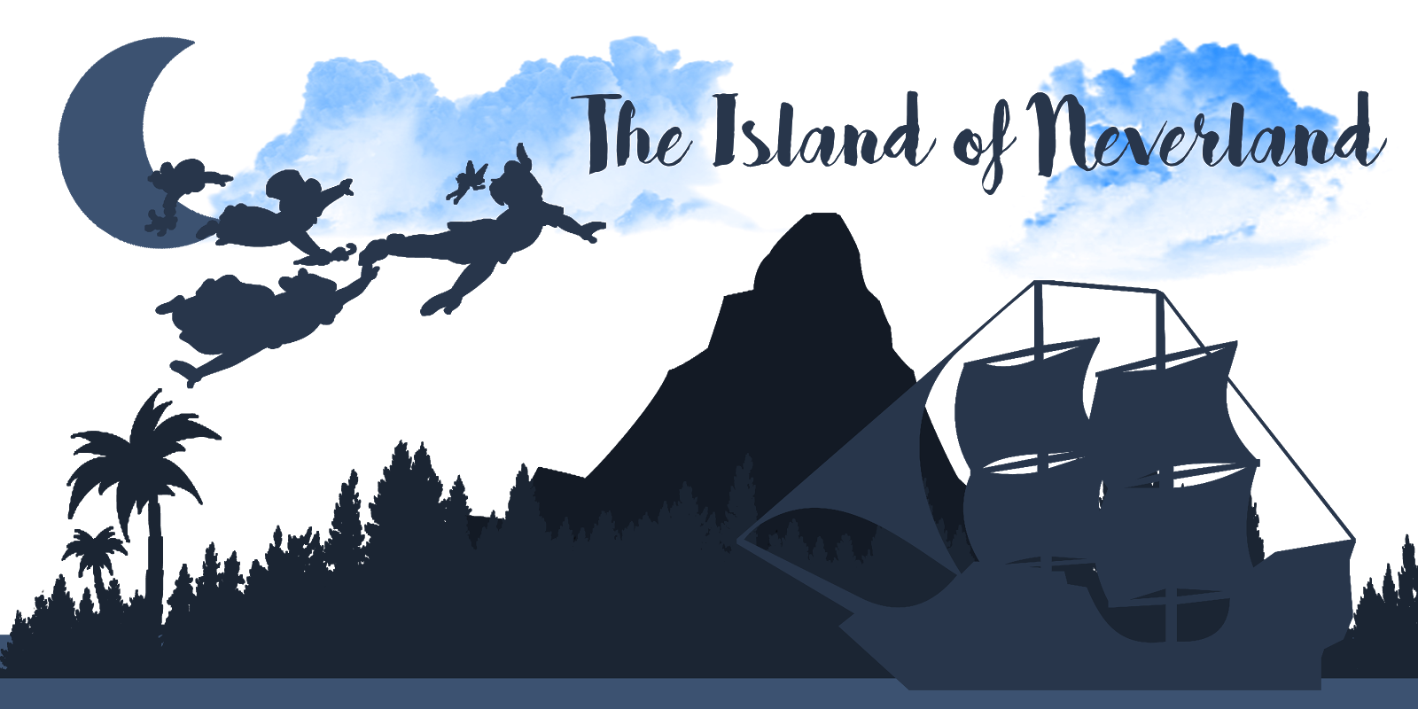 The island of neverland