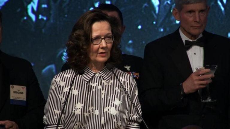 Η νέα διευθύντρια της CIA, μάλλον Εβραία ειναι Τζίνα Χάσπελ,και έχει σκοτεινό παρελθόν