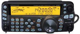 Kenwood TS-480SAT HF + 6m Transceiver