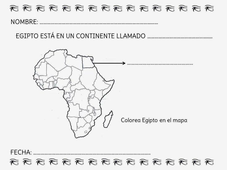 CHIRIBITAS: RUMBO A ÁFRICA: EGIPTO