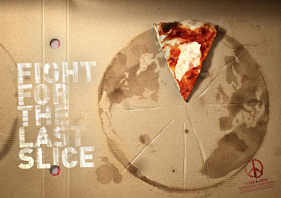 20 Creative and Cool Pizza Advertisements (20) 16