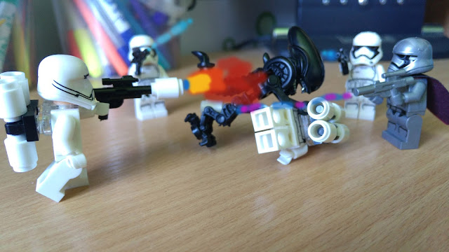 Лего фигурки штурмовиков купить