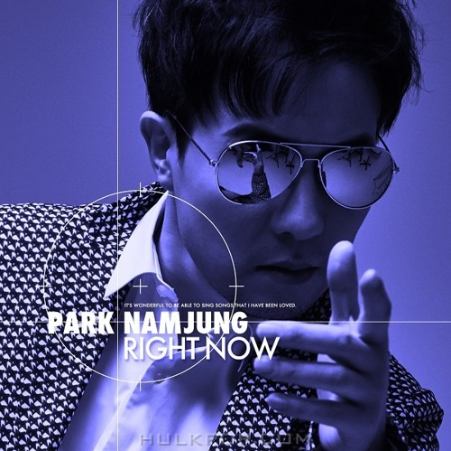 Park Nam Jung – Right Now – EP