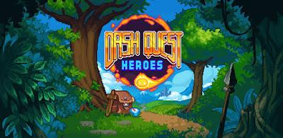 Dash Quest Heroes v1.5.4 + Mod (Infinite Money) Offline - Free Download