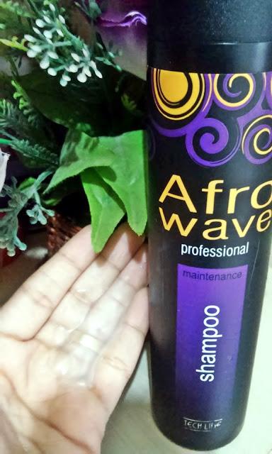 Achegue-se! Afro Wave - Tach Line - Datine Cosméticos, shampoo