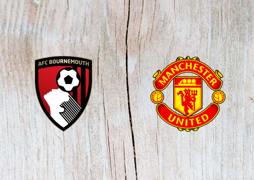 Bournemouth vs Manchester United Full Match & Highlights 03 November 2018