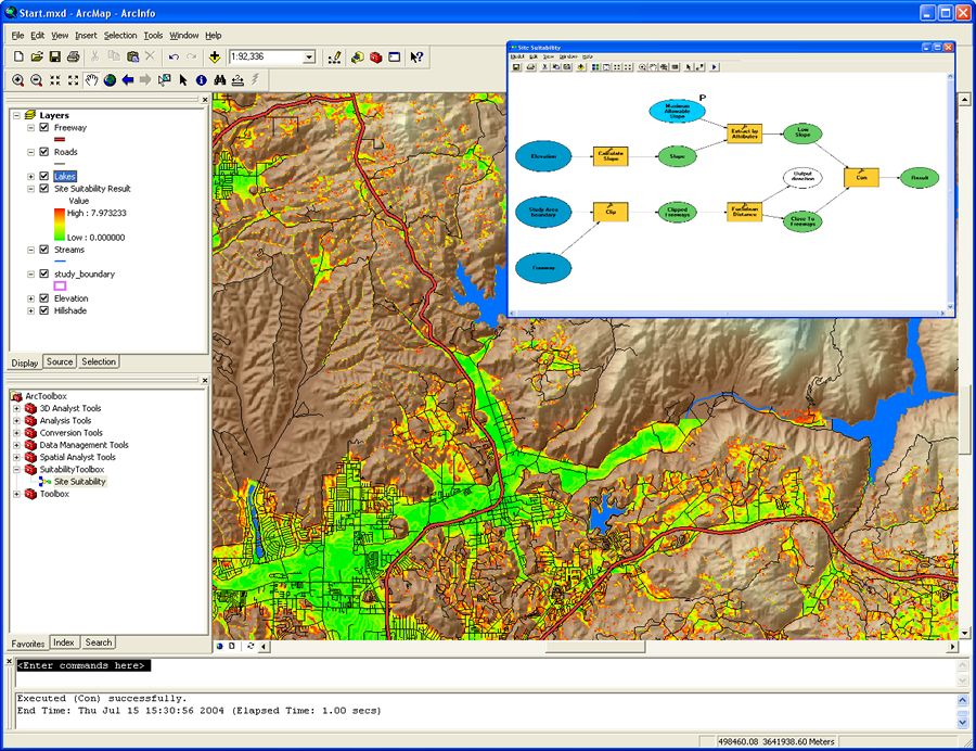 ESRI ArcGIS Desktop 10.5.0.6491 + Addons - Download Software Free Full Version